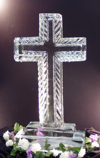 Christenings Holy Communion Baptism Sculpted Ice Works